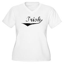 Trish Vintage (Black) T-Shirt
