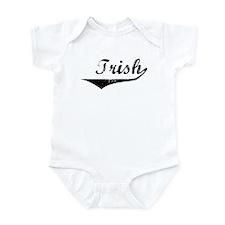 Trish Vintage (Black) Infant Bodysuit