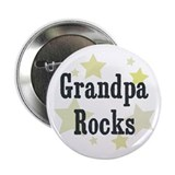 Baby shower grandpa buttons Single