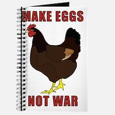 Cool Make art not war Journal