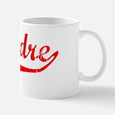 Deandre Vintage (Red) Mug