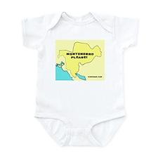 Cute Monty Infant Bodysuit