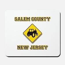 Salem County NJ Agriculture Mousepad