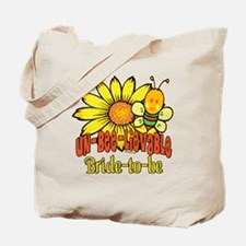 Unbelievable Bride-to-be Tote Bag