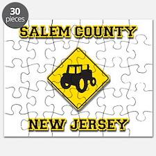 Salem County NJ Agriculture Puzzle