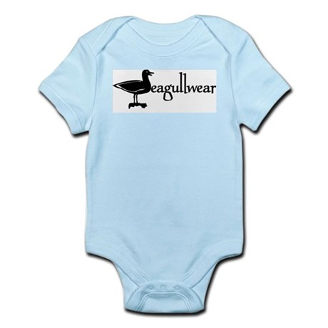 Seagullwear Infant Creeper