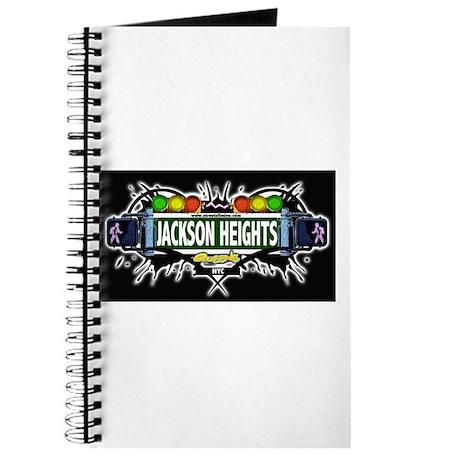 Jackson Heights (Black) Journal