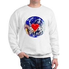 Earth Heart Sweatshirt