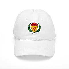 Stylized Scotland Baseball Cap
