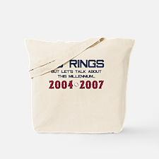 26 Rings Tote Bag