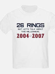 26 Rings T-Shirt