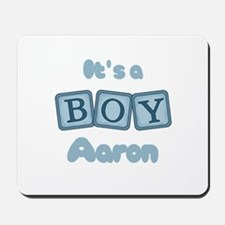It's A Boy - Aaron Mousepad