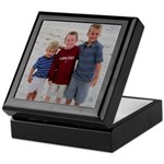 Laura's boys Keepsake Box