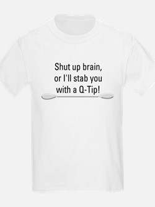 Q Tip T-Shirt