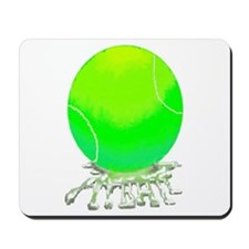 Flyball Spitball Mousepad