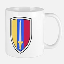 Sergeant Major<BR> 11 Ounce Small Small Mug