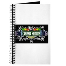 Cambria Heights (Black) Journal