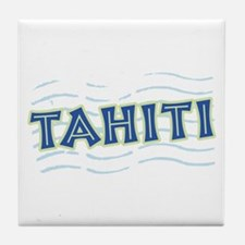 Tahiti Tile Coaster