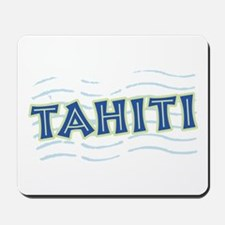Tahiti Mousepad