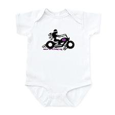 Motochique Infant Bodysuit