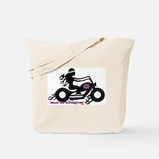 Motochique Tote Bag