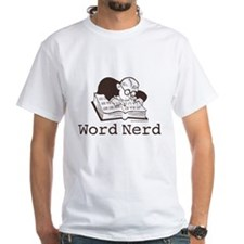 Word Nerd Scrabble Shirt