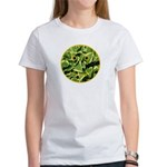 Hosta Smiley Face Women's T-Shirt