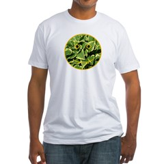 Hosta Smiley Face Shirt