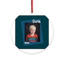Soren's 2008 Ornament
