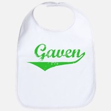 Gaven Vintage (Green) Bib