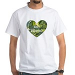 Got Hosta? White T-Shirt