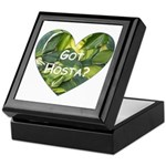 Got Hosta? Keepsake Box