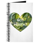 Got Hosta? Journal