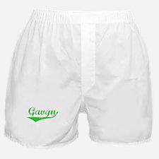 Gavyn Vintage (Green) Boxer Shorts