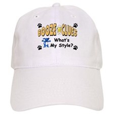 """""""Booze Clues: What's My Style?"""" Baseball Cap"""