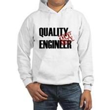Off Duty Quality Engineer Hoodie
