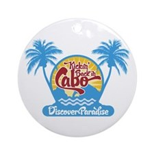 Cabo San Lucas Ornament (Round)