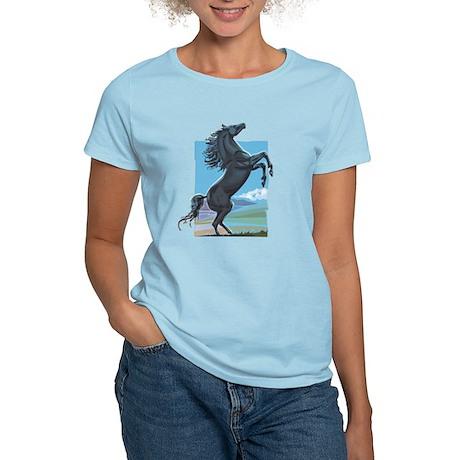 Wild Stallion Women's Light T-Shirt