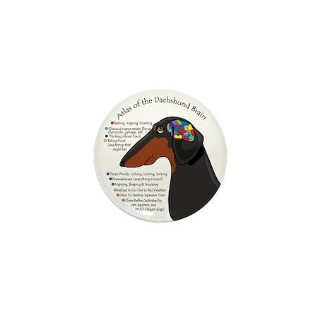 BT Weiner Brain II Mini Button (100 pack)