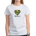 I Love Hostas Women's T-Shirt