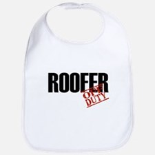 Off Duty Roofer Bib