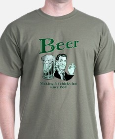 Funny Drunk chick T-Shirt