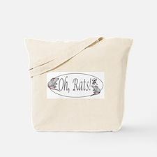 Oh Rats Tote Bag