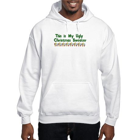 Ugly Sweater Shirt Hooded Sweatshirt