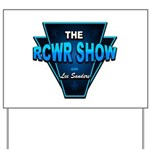 The RCWR Show Classic Logo Yard Sign
