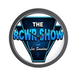 The RCWR Show Classic Logo Wall Clock