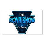 The RCWR Show Classic Logo Sticker