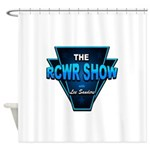 The RCWR Show Classic Logo Shower Curtain