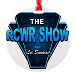 The RCWR Show Classic Logo Round Ornament