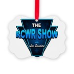 The RCWR Show Classic Logo Picture Ornament